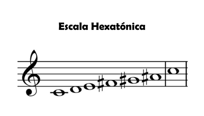 Escala hexatónica