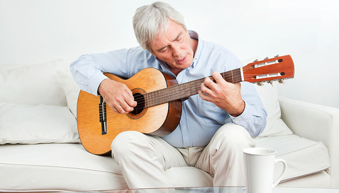 Beneficios De Tocar Guitarra